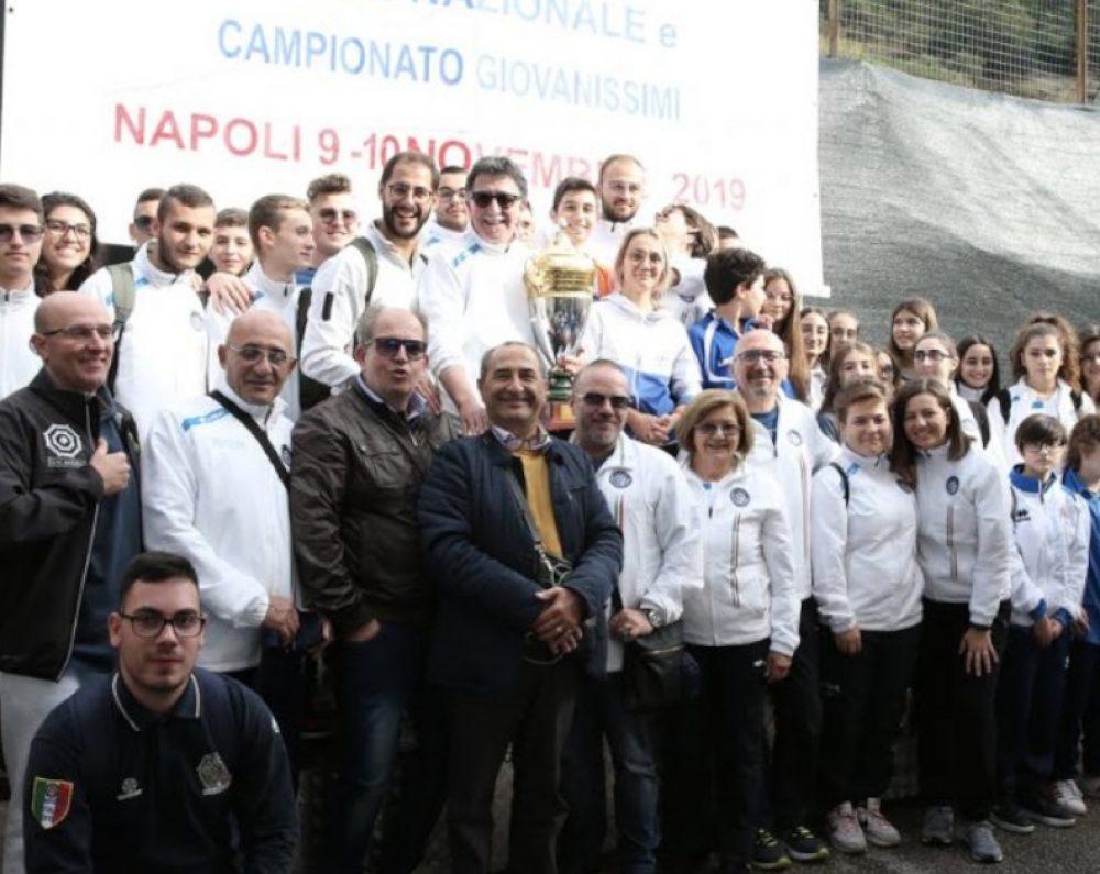 La Regione Puglia vincitrice del XXIV Trofeo Nazionale delle Regioni