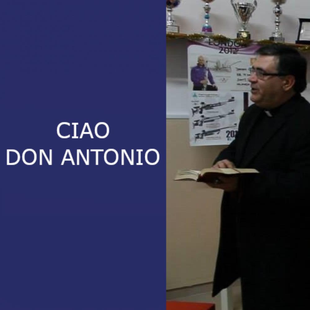Ciao Don Antonio
