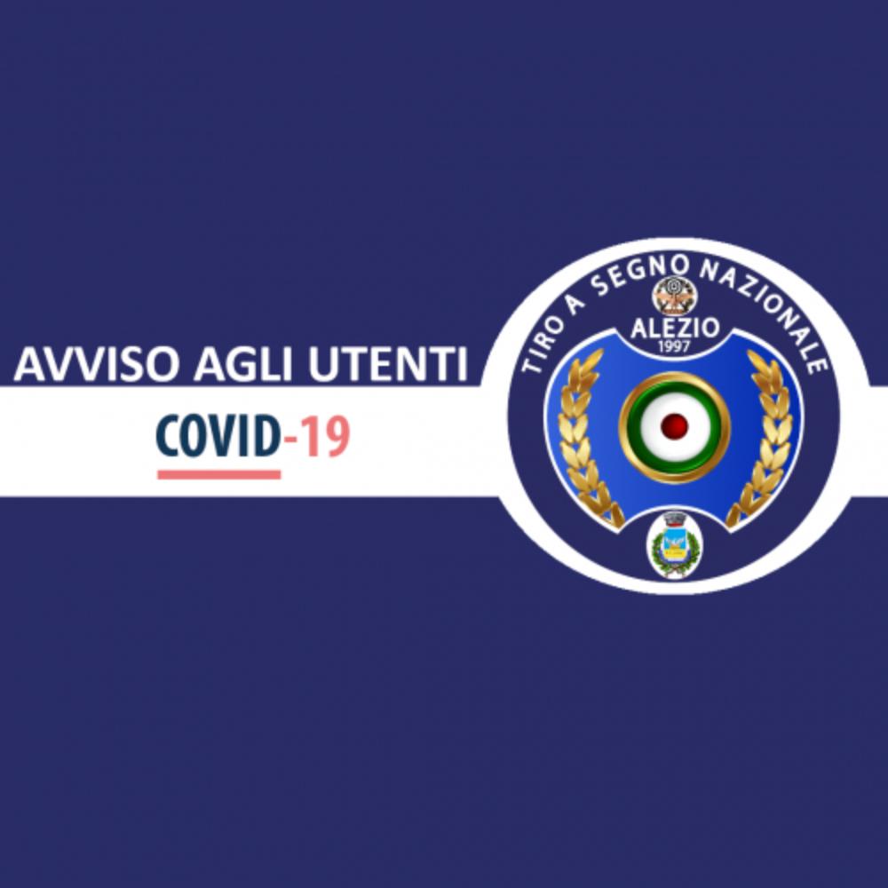COVID-19: Nuove comunicazioni
