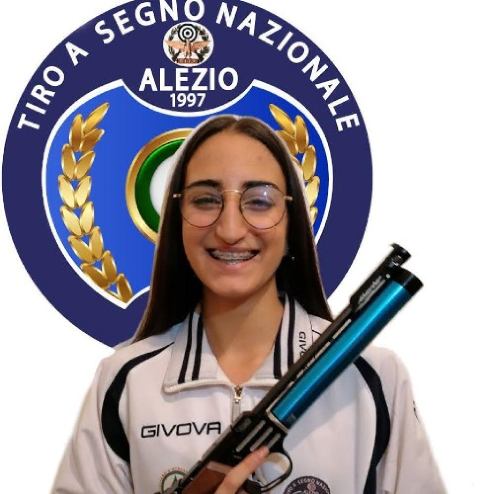Finale del Campionato Italiano di Tiro A Segno: qualificata Giada Giannachi